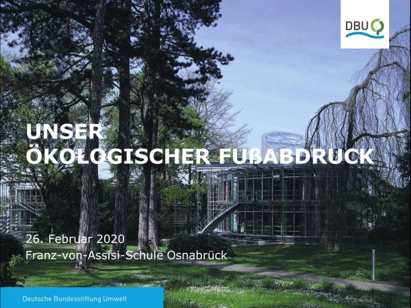 """Ökologisch Reisen"""